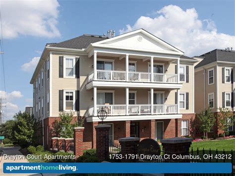 appartments in ohio drayton court apartments columbus oh apartments for rent