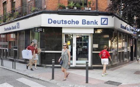 deutsche bank madrid ing negocia la compra de la banca minorista de deutsche