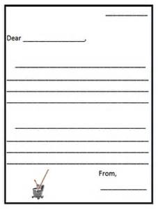 Thank You Letter To 2nd Grade Letter Template For Crna Cover Letter
