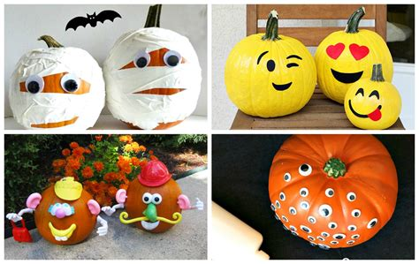 5 pumpkin decorating ideas the write balance