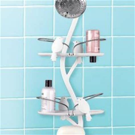 bird bath shower caddy bird bath shower caddy umbra boomba from solutions my home