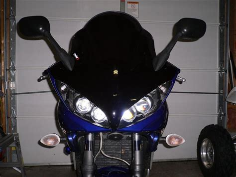 projector retro fit  fz started page