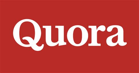 logo design quora marketing with quora the second highest referral traffic