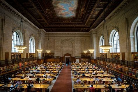 new york public library reading room shuttered for six new york public library s rose main reading room opening