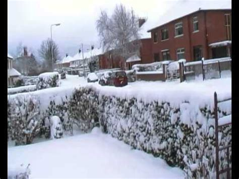 1 fruithill park belfast snow andersonstown 17th dec 2010 1 1
