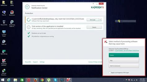 reset trial kaspersky internet security 2015 kaspersky internet security 2015 trial reset registry 3