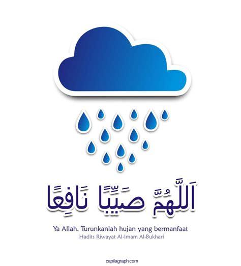 gambar kartun muslimah hujan top gambar