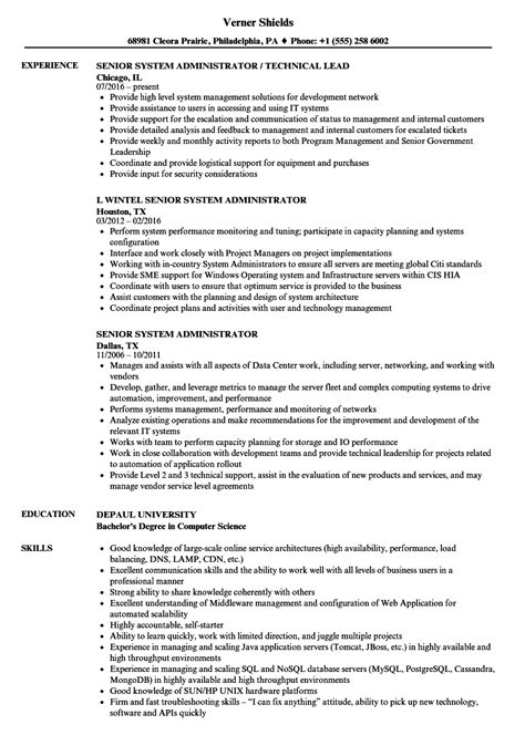 Iseries Administrator by Iseries Administrator Sle Resume Child Care Assistant Sle Resume