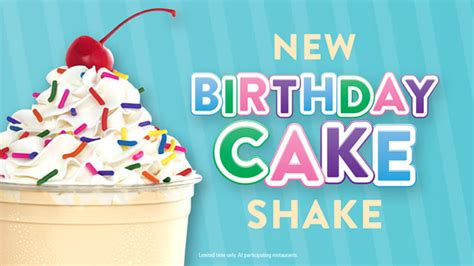 birthday cake shake sonic in the box introduces new birthday cake shake chew boom