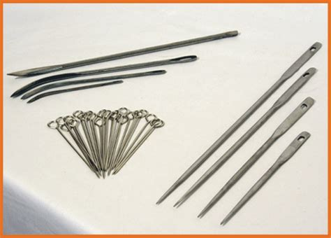 Upholstery Needles by Packing Needles Skewers And Regulators