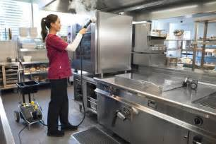 kitchen clean deep steam cleaning to retain commercial kitchens clean