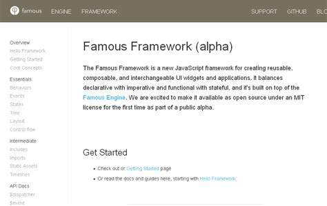 javascript pattern framework 15 best javascript frameworks for developers