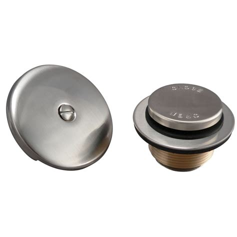 bathtub plug lift and turn tub drain bath drain plug types bathtub