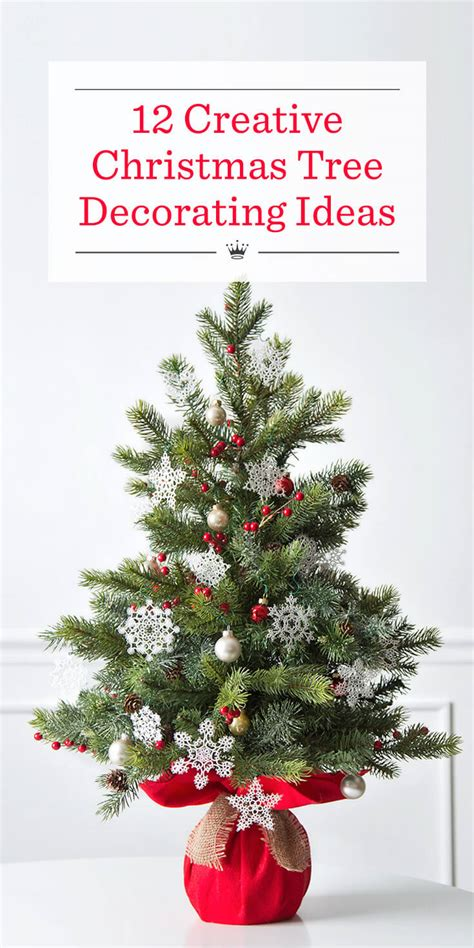 creative tree ideas decorating tree businessman decorating tree