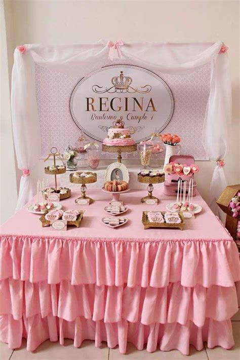 queen themed birthday party queen pink and gold birthday party ideas 2321807 weddbook