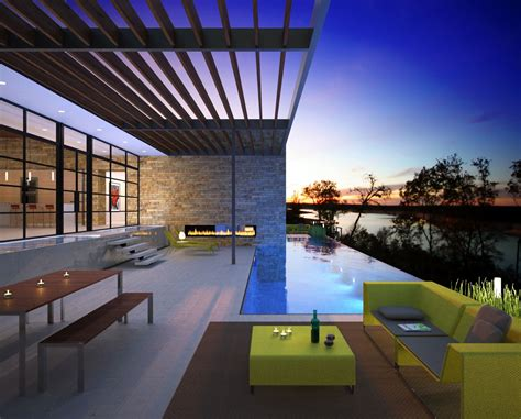 luxury modern home to be built by foursquare builders