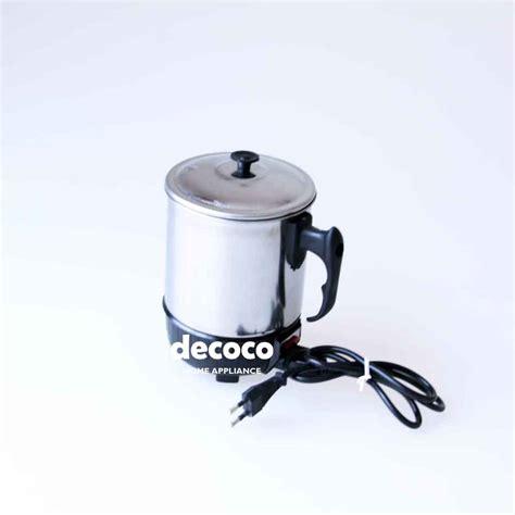 Promo Mug Listrik Q2 15cm Original q2 mug listrik 15 cm decoco