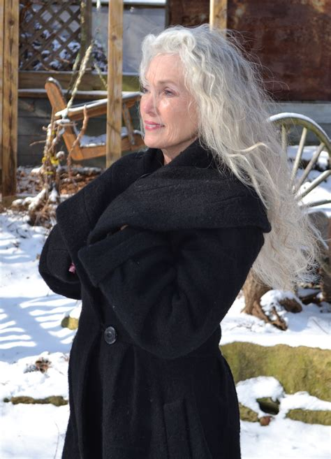long hair on 60 plus women all brave women over 60 let your hair grow white and
