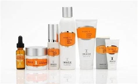 best skin care line vital c line by image skin care products yelp
