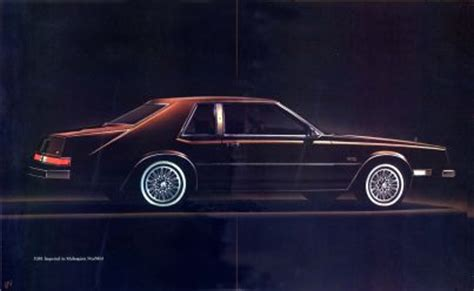 1981 chrysler imperial brochure