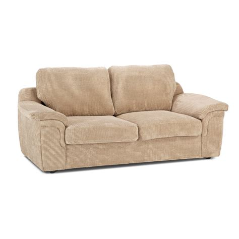 Sofa Bed Jumbo buy cheap leather sofa with fabric cushions compare