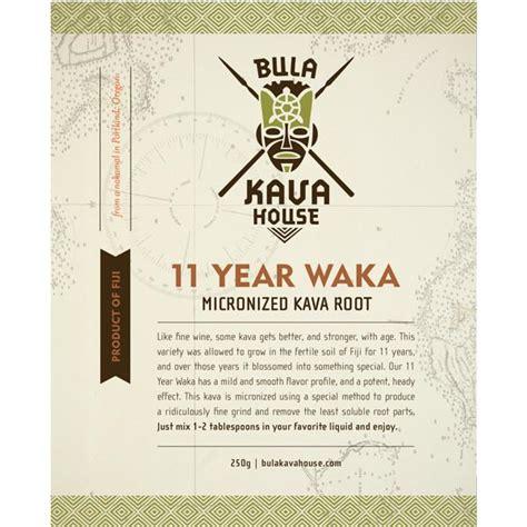 waka house menu 11 year waka kava micronized kava root kava kava tea