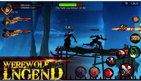 werewolf nightmare full version apk werewolf legend apk mod para 2 0 full program indir