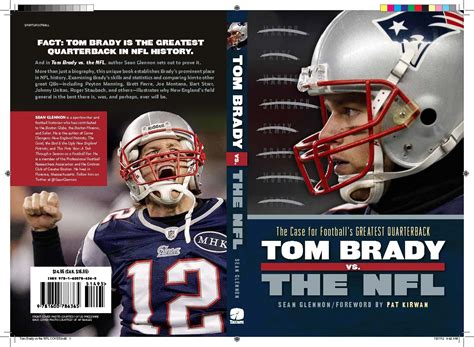 tom brady a biography books glennon