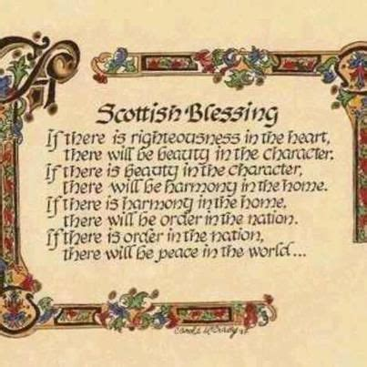 Famous scottish new year quotes m4hsunfo