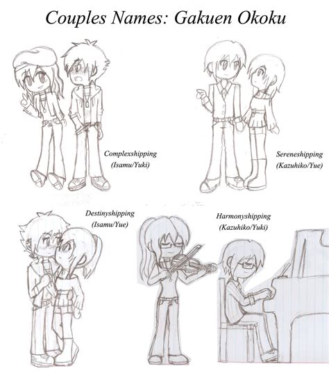 what are names of the couple in the liberty mutual accident forgiveness ad couple names gakuen okoku by sapphireyuki sama on deviantart
