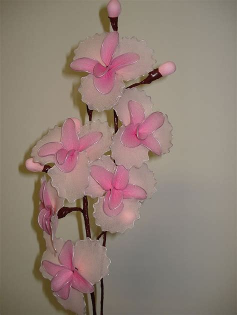 fiori con calze di fiori con calze di bricolando calze