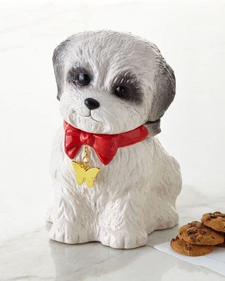 shih tzu cookie jar shih tzu puppy cookie jar