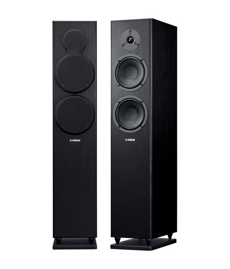 Yamaha Floor Standing Speakers by Buy Yamaha Ns F150 Floorstanding Speaker At Best