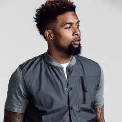 odell beckham hairstyle 5 nfl players with the best hairstyles 2017