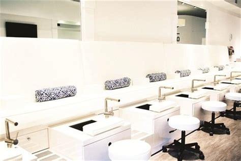 Low Budget Home Interior Design by Design Ideas For A Nail Bar And Beauty Salon