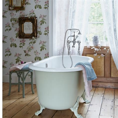 vintage country home decor tumblr vintage chic floral bathroom housetohome co uk