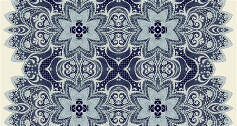 Prints For Decoupage - artbyjean images of lace shades of blue lace
