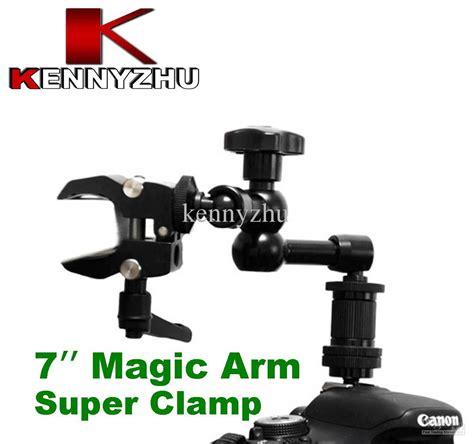 kennyzhu magic arm 7 hitam dslr rig articulating magic arm 7 small cl 1