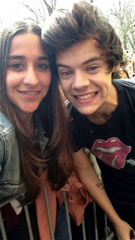 harry styles with fans harry styles pictures harry styles twitter pics zimbio