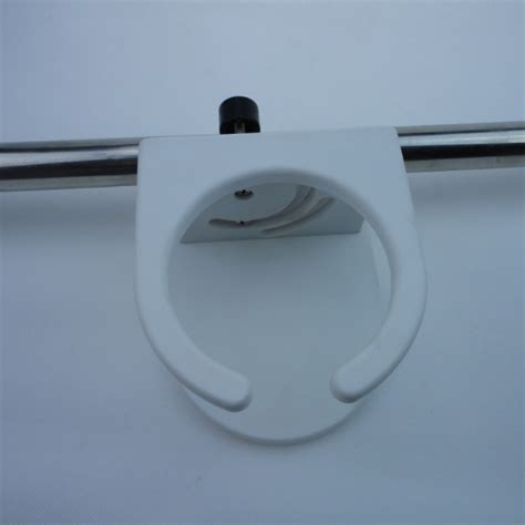 boat mount cup holders 1pcs new rail mount boat plastic cup drink holder