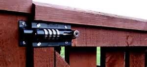 backyard gate lock backyard fence door lock outdoor furniture design and ideas