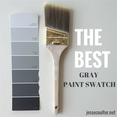 Slate Bathroom Ideas by The Perfect Shade Of Gray Paint Jesse Coulter