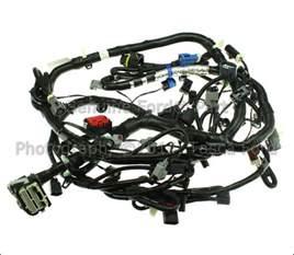 new oem 4 6l engine wiring harness ford explorer sport trac mercury mountaineer ebay