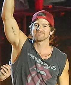kip moore tattoo country and on shelton