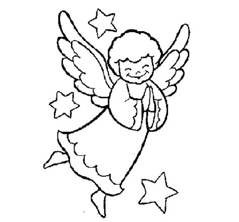 little angels coloring pages little angel coloring page