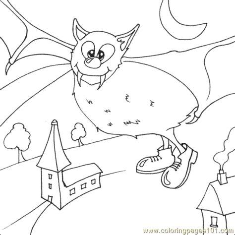 coloring page of a vire bat free fire flip flip flop coloring pages