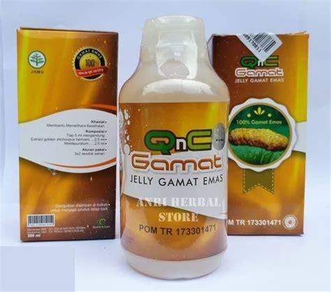 Qnc Jelly Gamat 300ml gamat jelly gamat qnc daftar harga barang terbaru dan