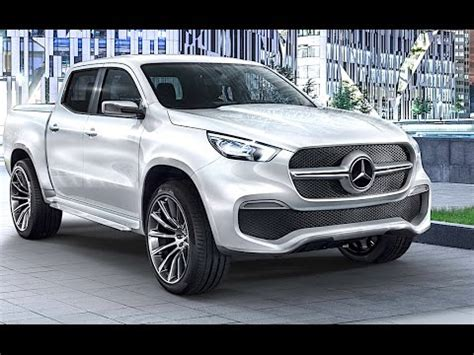 mercedes pickup truck review 2017 world premiere mercedes