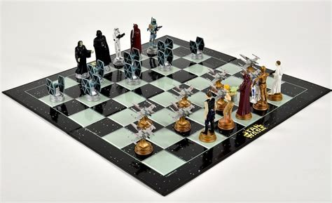 Unusual Chess Sets by Star Wars Chess Set Interior Design Ideas
