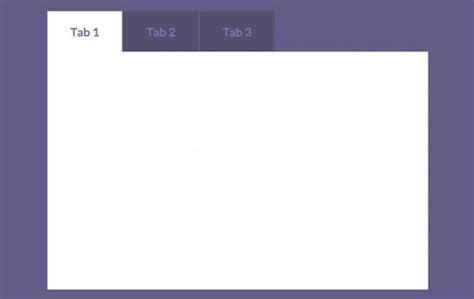 javascript pattern tab create attractive jquery tab module with tabulous js